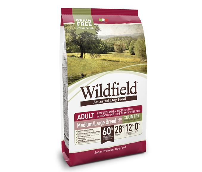 WILDFIELD Medium/Large Breed COUNTRY 12 kg