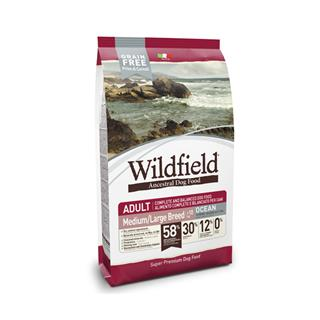 WILDFIELD Medium/Large Breed OCEAN 12 kg